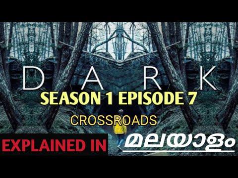 Download Dark Season 1 /Episode 7 /Crossroads /Explained in /Malayalam /Revealtimes