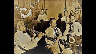 Albert Nicholas - Sidney Bechet ( Weary Way Blues) (Cox-Austin)