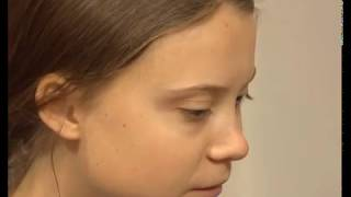 Greta Thunberg Says Trudeau Not Doing Enough on Climate Change