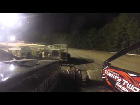 2015.05.22 Limited Sportsman Feature at Albany-Saratoga Speedway