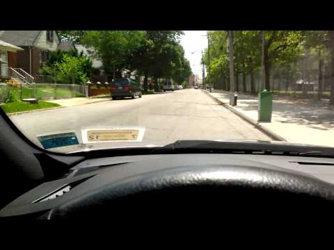 HTC EVO 4G LTE VIDEO CAMERA TEST (Day)