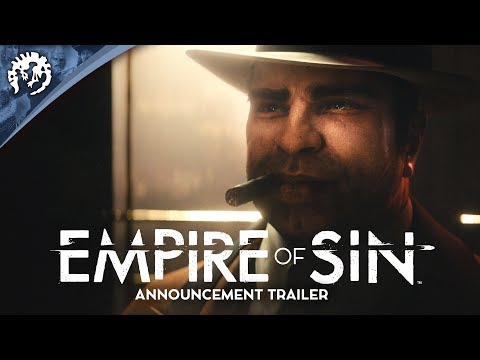 Empire of Sin is an XCOM-style strategy game, set in 1920s Chicago