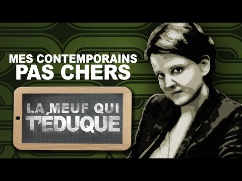 Mes Contemporains Pas Chers #2 - Najat Vallaud-Belkacem