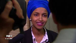 How accessible is Rep. Omar in her district?