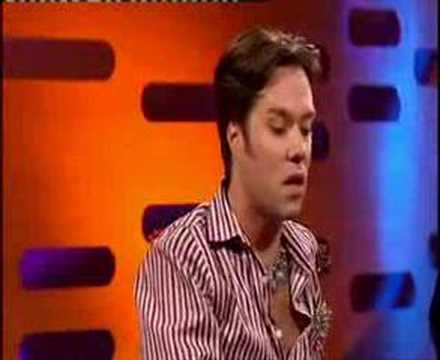 Graham Norton with Josh, Mel C and Rufus. Part 4
