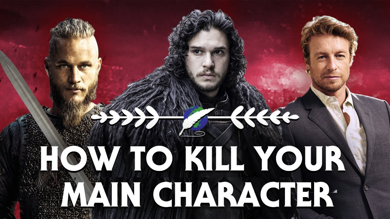 how to kill your main character game of thrones vikings video  how to kill your main character game of thrones vikings video essay