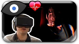 GRUSELIG IM WALD | Oculus Rift DK2 | Alone in the Rift | Dev Kit 2 Horror Deutsch German