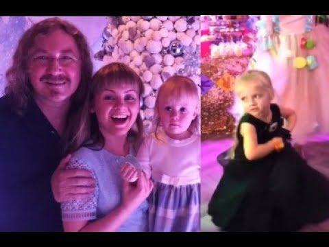 День Рождения дочки Игоря Николаева-Веронике-3 года.От ...