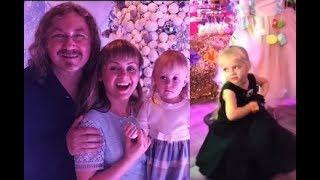 День Рождения дочки Игоря Николаева-Веронике-3 года.От танца Лизы Галкиной даже лама затанцевала.