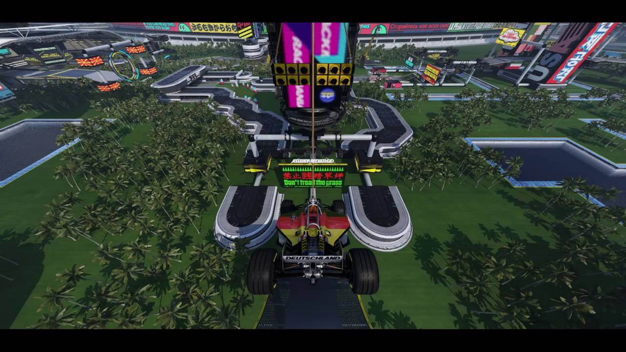 trackmania turbo ps4 74 gold youtube. Black Bedroom Furniture Sets. Home Design Ideas