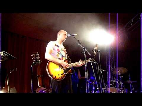 Milow River Live Berlin 2009