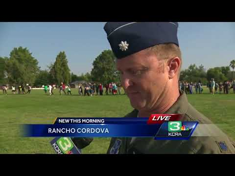 Students at a Rancho Cordova middle school get big surprise