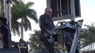 A Flock Of Seagulls & The Fixx @ Sunrise, Florida - July 4, 2015