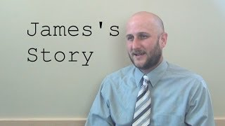 James's Story - Testicular Cancer