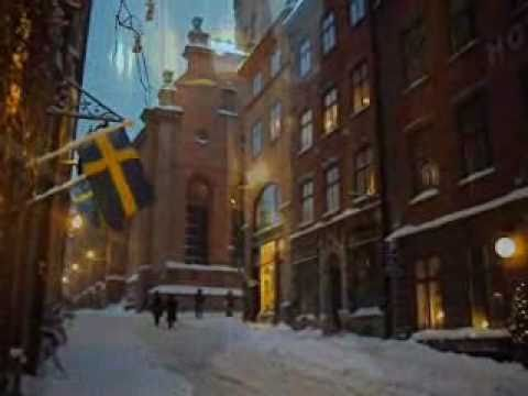 Stockholm in the Snow 2011