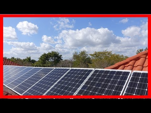Breaking News | A protectionist trade ruling threatens america's solar industry