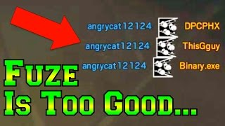 THIS is Why FUZE IS OP - Rainbow Six Siege Velvet Shell