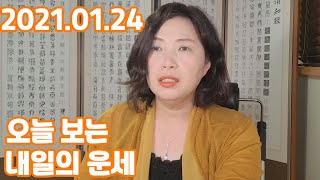 [월화당TV]내일의 운세