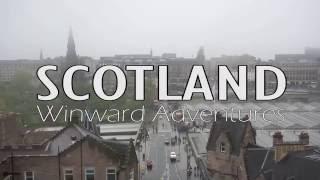 Edinburgh Scotland Adventures-Day 1