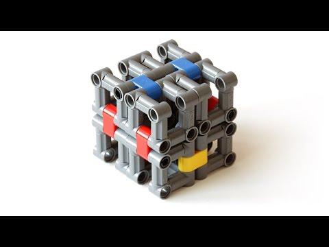 Lego Magic Folding Cube (Fidget Toy)
