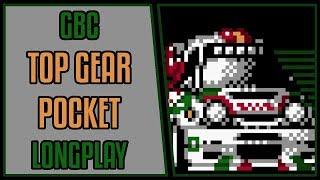 Top Gear Pocket - GBC Longplay/Walkthrough #92 [4Kp60