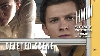 "SPIDER-MAN: HOMECOMING - Now on Digital! DELETED SCENE ""Triskelion Cleanup"""