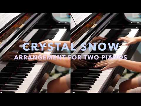 [Two Pianos] BTS - Crystal Snow Piano Cover