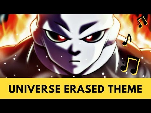 Dragon Ball Super - Universe Erased Theme Extended