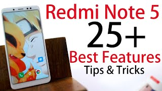 25 Best Features Redmi Note 5 and Tips and Tricks