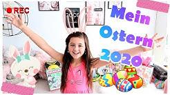 OSTERN 2020 🐰 Ob ich ALLE Ostergeschenke finden werde? What I got for Easter!! 🐰 Alles Ava #stayhome