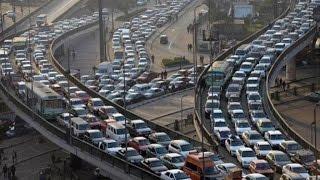 'مرور الجيزة': اليوم بدء الأعمال أعلى كوبري الدقي وفيصل حتى صباح الغد.. فيديو