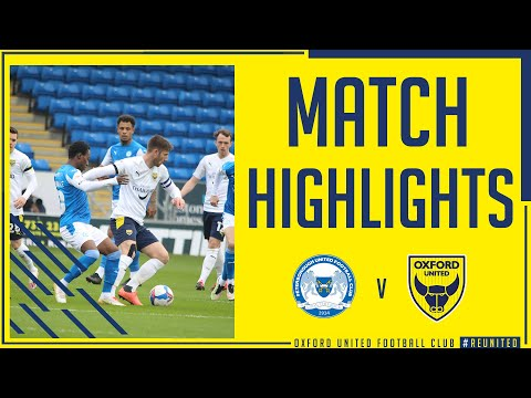 Peterborough Oxford Utd Goals And Highlights