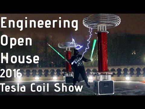 Tesla Coil Show - EOH 2016