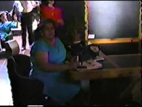 VIDEO CORO INTER AMERICANA METRO 1990