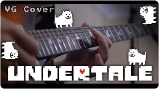 Undertale: Battle Against A True Hero - Metal Cover || RichaadEB