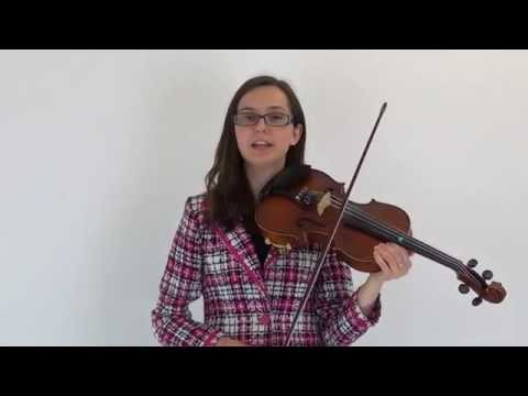 ways of tuning a violin