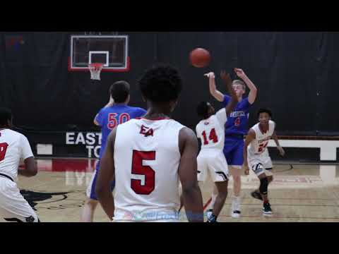 East Aurora High School Tomcats host Glenbard South High School Raiders *Varsity* Boys Basketball