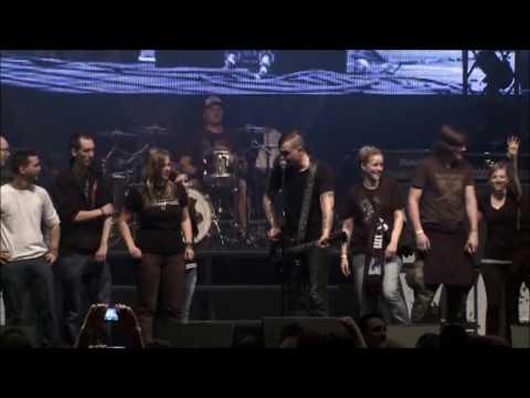 Frei.Wild - Schwarz und Weiss [Live in Stuttgart] 28.12. Snippet Version