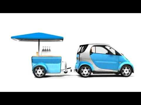 Car Storage Trailer For Sale