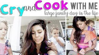 Cook and Cry with Me | No Hate Mail Please | Diet Fail | Get Ready with Me