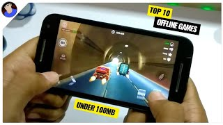 Top 10 Full HD Offline Android Games Under 100 Mb