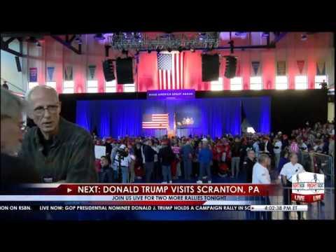 Download Full Speech: Donald Trump Rally in Scranton, PA 11/7/16