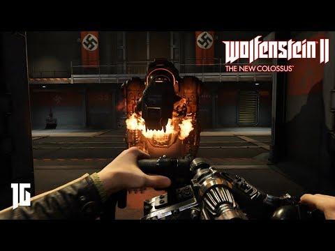Wolfenstein II: The New Colossus (Ep.16) - Radioactive