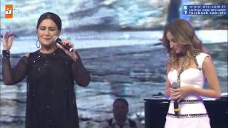 Nükhet Duru & Ceren 3. Hafta Performansı
