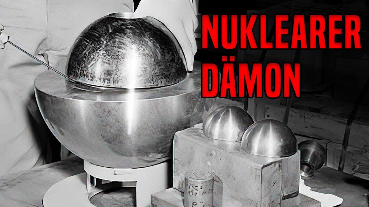 Die Atombombe, Die Menschen Tötete, Ohne Zu Explodieren
