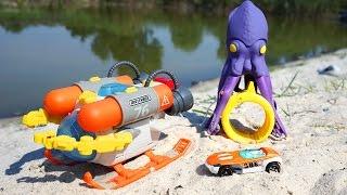 видео Игрушки для игр в воде - Игромагазин - детские развивающие игрушки