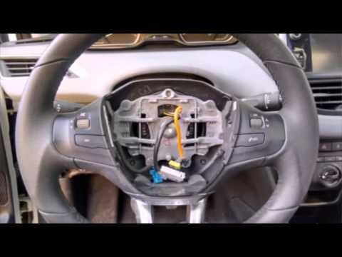 Airbag Peugeot 308