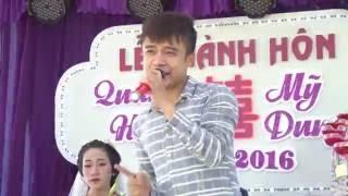 Trú Mưa - Thái Hòa Singer - (Áo Cưới SangStudio - Ngã Tư Xuân Mỹ - Nghi Xuân)