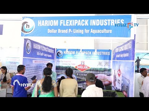 Hariom Flexipack Industries | Aquaex-India 2018 held at Hitex Hyderabad