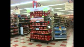 Video: New Bedford Market Basket nearly empty